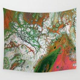 Orange Crush Wall Tapestry