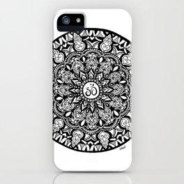 Ohm iPhone Case