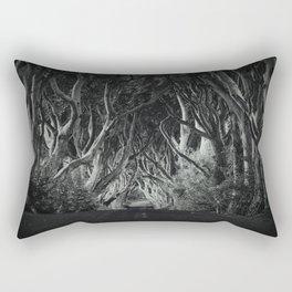 The Dark Hedges IV Rectangular Pillow