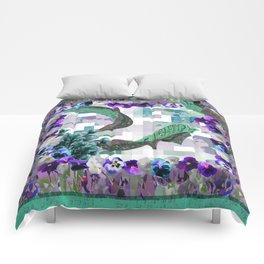 City crush Comforters