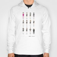 juventus Hoodies featuring Juventus - All-time squad by All-time squad