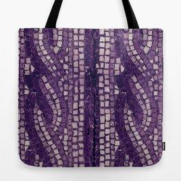 stone tile 4378 ultra violet Tote Bag