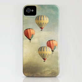Tales Of Far Away iPhone Case