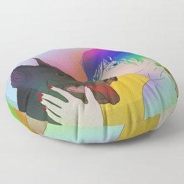 Magnetic Ferocity Floor Pillow