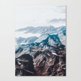 mountains #2 Canvas Print