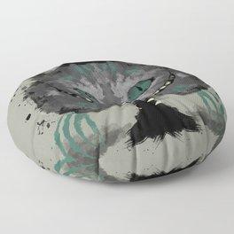 Cat of Spades Floor Pillow