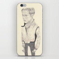 Ryan Gosling iPhone & iPod Skin
