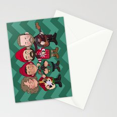 A Killers Holiday Stationery Cards