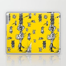ASSOCIATIVE DRAWING Laptop & iPad Skin