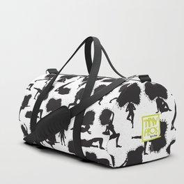 Yoga Style - Black Duffle Bag