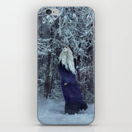Soft, Silent, and Still iPhone Skin