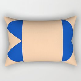Sunbathing Rectangular Pillow