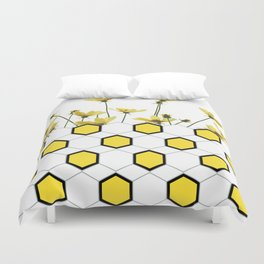 Intangible Assets Duvet Cover
