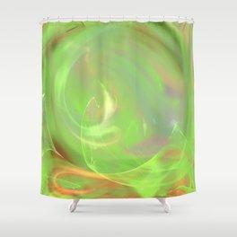 Pillow M16 Shower Curtain
