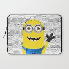Minion and Friends Laptop Sleeve