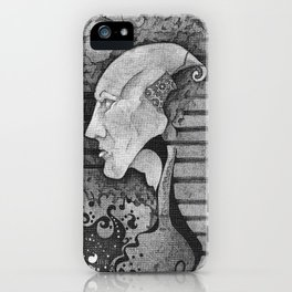 Art of Noise.  iPhone Case