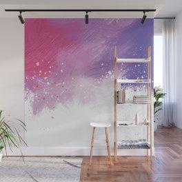 Paint Brushing Wall Mural
