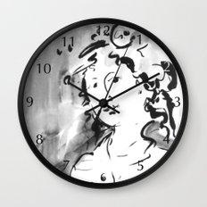 Saskia #2 Wall Clock