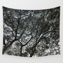 Under the trees II Wall Tapestry