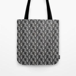 Cubicles Pattern Tote Bag