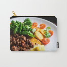 Paleo Ground Beef Carry-All Pouch