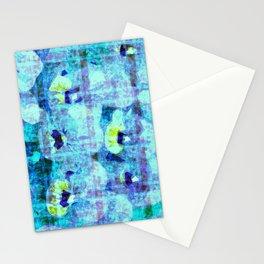 flower kirsche kaleidoskope Stationery Cards