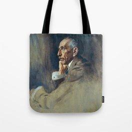 James Guthrie - William Morris Hughes, 1862 - 1952 Prime Minister of Australia (Study for portrait i Tote Bag