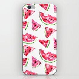 Watermelon Slice iPhone Skin
