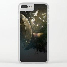 League of Legends PANTHEON Clear iPhone Case