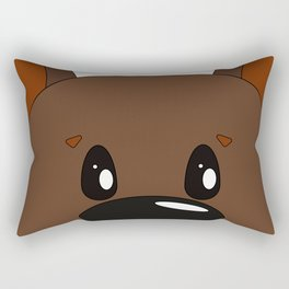 Dog 5 Rectangular Pillow