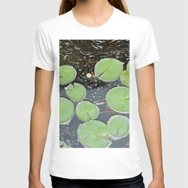 Little Pond with Big Lily Pads T-shirt