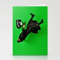 matrix Stationery Cards featuring Matrix by Beastie Toyz