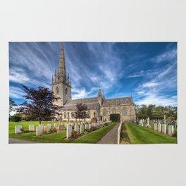 Marble Church Rug