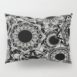 Mandala Madness! Pillow Sham