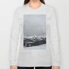 Keystone Mountains - Colorado Long Sleeve T-shirt