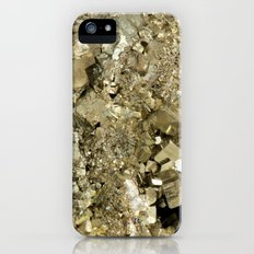 A Golden Fool iPhone (5, 5s) Slim Case