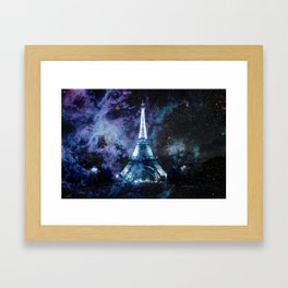 Paris dreams Framed Art Print