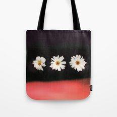 three daisy Tote Bag