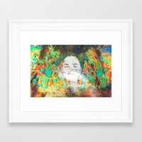 serenity Framed Art Prints featuring Serenity by J.Lauren