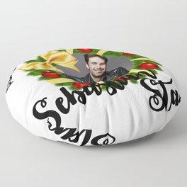 All I  want for Christmas is Sebastian Stan Floor Pillow