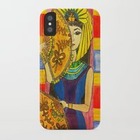 egyptian iPhone & iPod Cases featuring Egyptian by DaeChristine