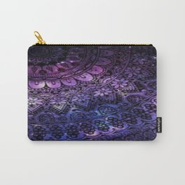 Galaxy Aztec Carry-All Pouch