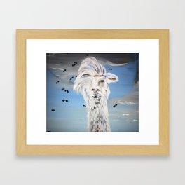COOLFLIES Framed Art Print