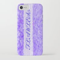 flawless iPhone & iPod Cases featuring FLAWLESS by Saundra Myles
