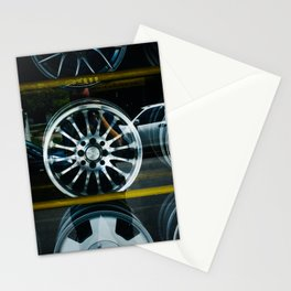 Chiang Mai Hubcaps Stationery Cards