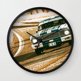 Panamericana Wall Clock