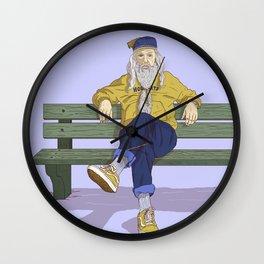 Albus Dumbledore Wall Clock