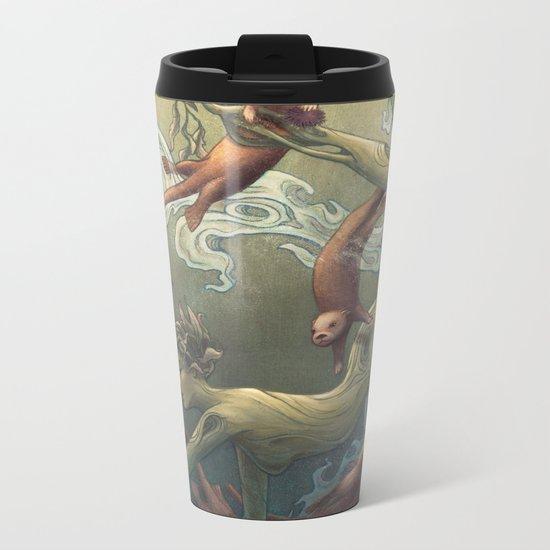 Suspension Metal Travel Mug