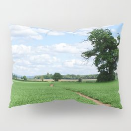 Herefordshire Countryside Pillow Sham