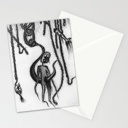 Meat Locker Stationery Cards